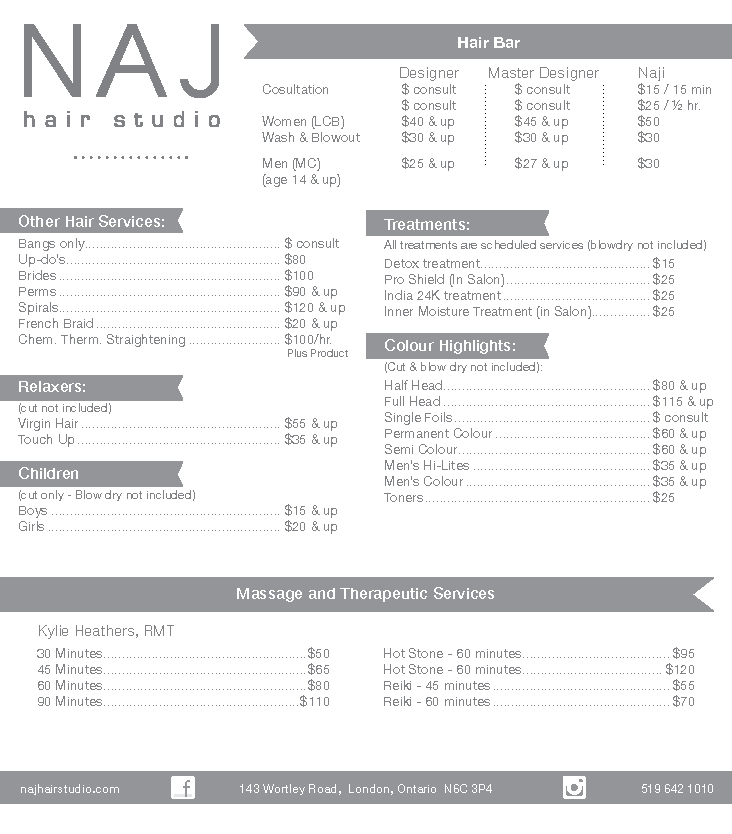 Naj Service Menu Proposal (Conflicted copy from Scotty Potty's Computer on 2014-07-21)2